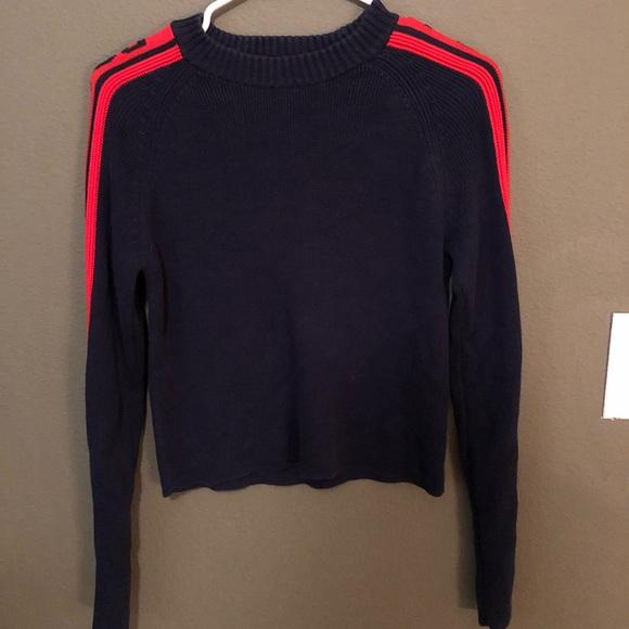 a8f736d5 Polo Jeans Women Vintage Long Sleeve Crop Top. M_5a9e48ac85e60532adf716d4